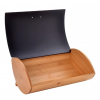 Хлебница 35, 5 см бамбук/метал