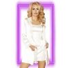 Роскошный ночной комплект jacqueline:  пеньюар,  сорочка и трусики-стринги от love monster в городе Тимашевск