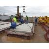 Линия по производству аэродромных и дорожных плит