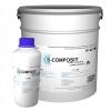 Полиуретановое покрытие,  обладающее высокой атмосферо- и износостойкостью.