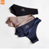 Стринги Xiaomi,  3 шт.  (комплект)  женское нижнее белье,  бесшовные спортивные женские стринги с Т-образным ремешком,